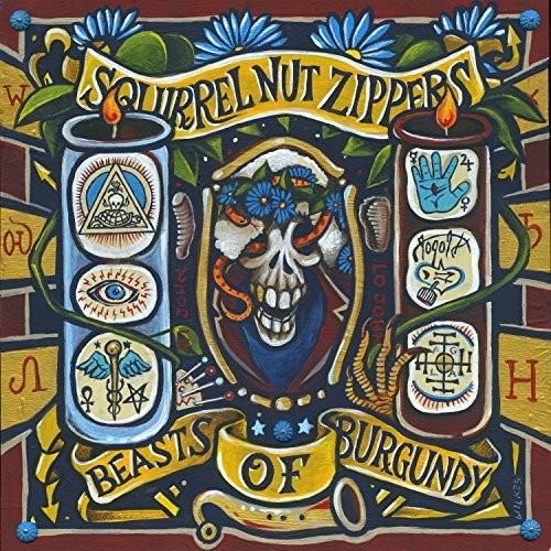 Squirrel Nut Zippers - Beasts Of Burgundy [LP]