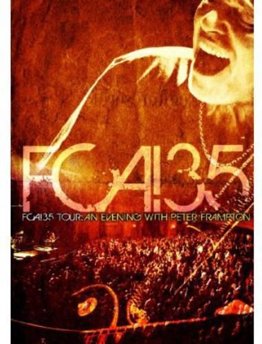 FCA! 35 Tour: An Evening With Peter Frampton