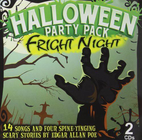 Fright Night Halloween Pack - 2 CD Set