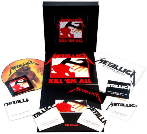 Metallica - Kill 'Em All: Remastered [Deluxe Box Set]