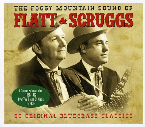 Flatt & Scruggs - Foggy Mountain Sound Of [Import]