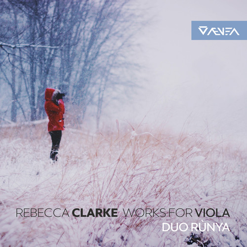 Rebecca Clarke: Works for Viola