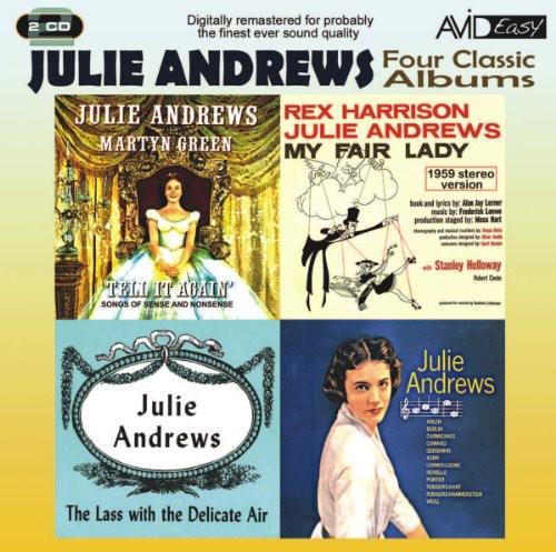 My Fair Lady/ Julie Sings/ Lass With Delicate Air/ Tell It Again