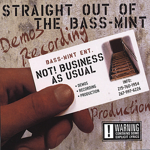 Straight Out of the Bass-Mint
