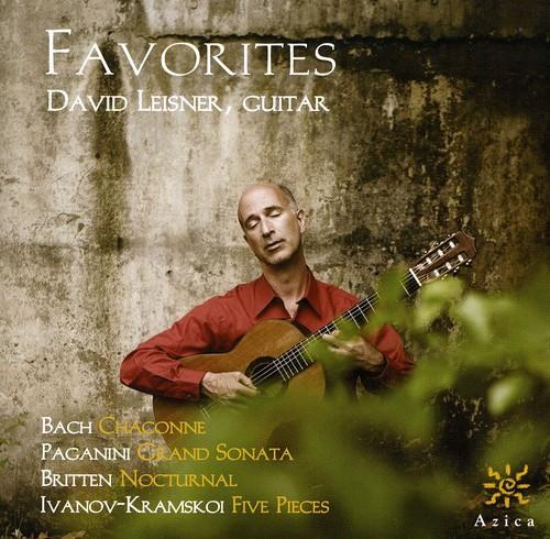 Favorites: David Leisner