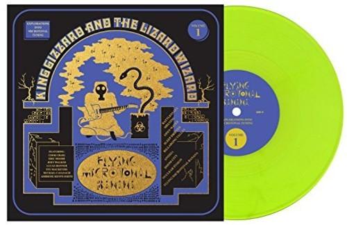 King Gizzard & The Lizard Wizard - Flying Microtonal Banana [LP]