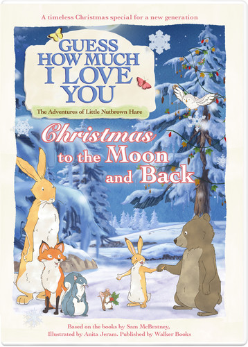 Guess How Much I Love You: Christmas To The Moon And Back