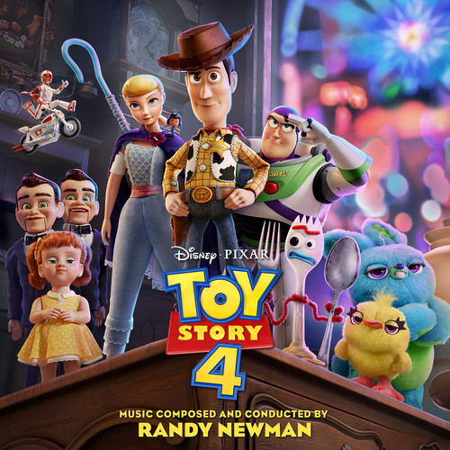 Various Artists - Toy Story 4 (Soundtrack)