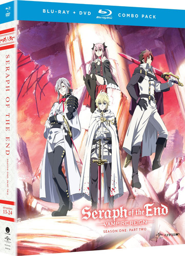 Seraph of the End: Vampire Reign - Season One Part Two