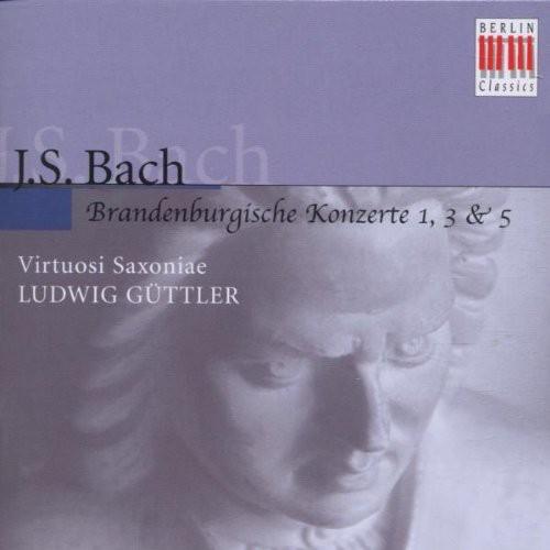 Brandenburg Concertos 1 3 & 5