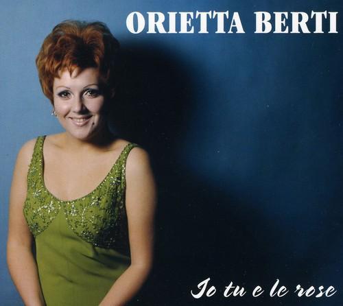 Orietta Berti - Io Tu E Le Rose (Digipack) [Import]