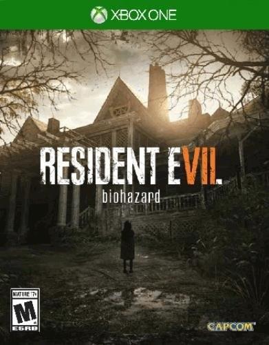 Xb1 Resident Evil 7 Biohazard - Resident Evil 7 Biohazard
