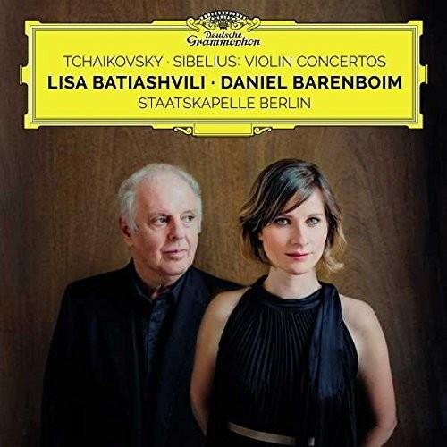 Violin Concerto /  Sibelius: Violin Concerto