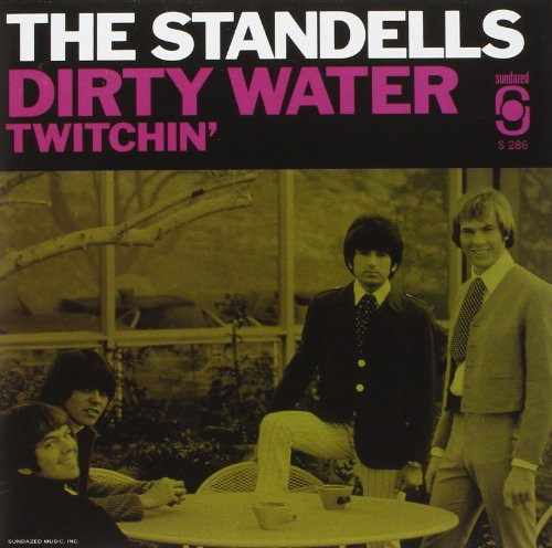 The Standells - Dirty Water/Twitchin
