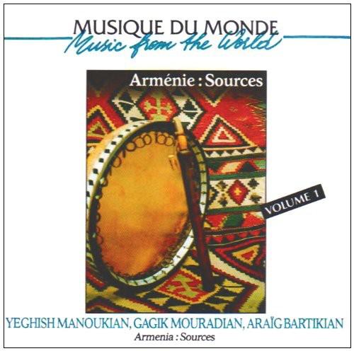 Armenie: Sources [Import]