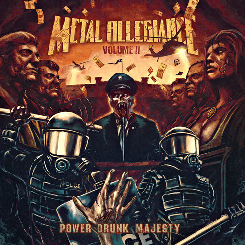 Metal Allegiance - Volume II: Power Drunk Majesty [Import]