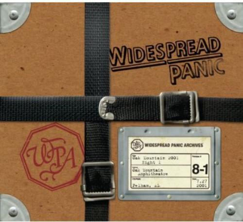 Widespread Panic - Oak Mountain 2001: Night 1