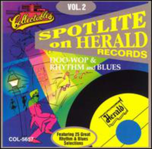 Herald Records: Doo Wop Rhythm and Blues, Vol.2