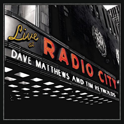 Dave Matthews-Live at Radio City