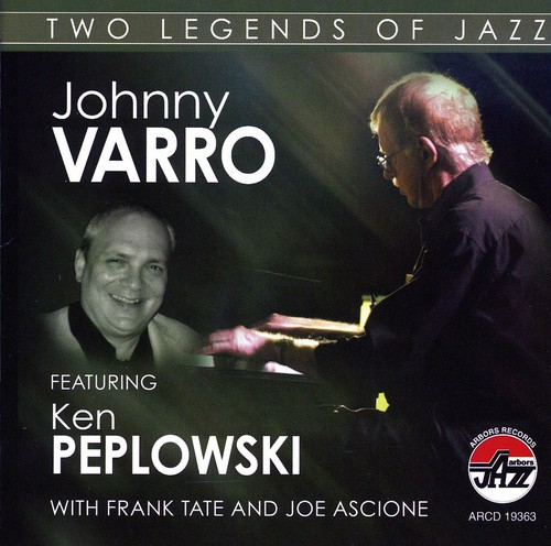 Two Legends of Jazz