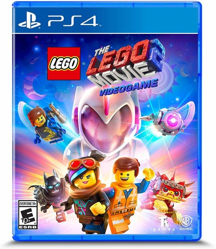 - The LEGO Movie 2 Videogame for PlayStation 4