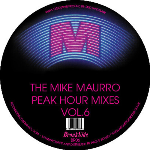 Mike Maurro Peak Hour Mixes Vol. 6