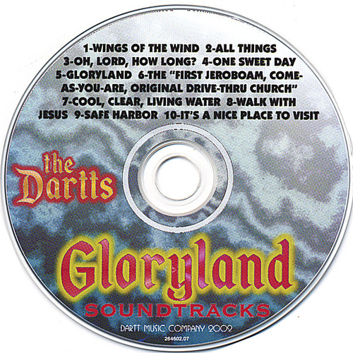 Gloryland Soundtracks
