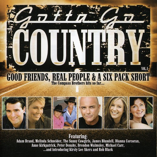 Gotta Go Country 1 /  Various [Import]