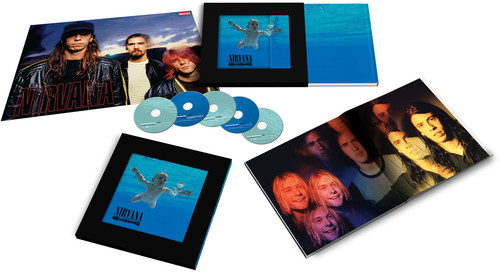 Nirvana-Nevermind [Super Deluxe Box Set] [4CD/1DVD]