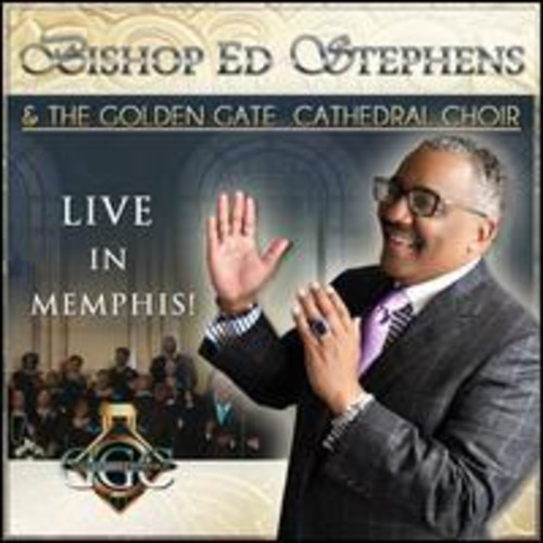 Bishop Ed Stephens - Live in Memphis