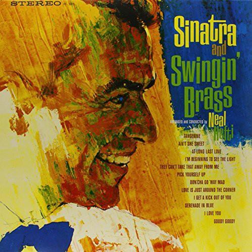 Frank Sinatra - Sinatra & Swingin' Brass