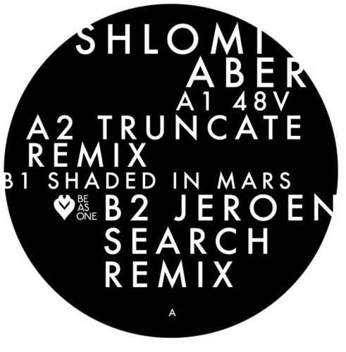 48V /  Shaded in Mars (incl. Truncate & Jeroen Search Remixes)