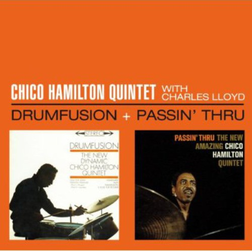 Drumfusion /  Passin Thru [Import]