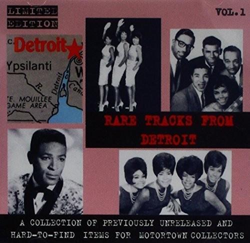 Detroit 1: Rare Tracks /  Various