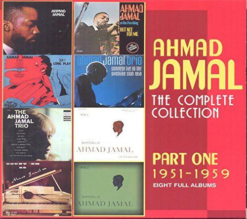 Ahmad Jamal - Jamal, Ahmad : Complete Collection: 1951-1959