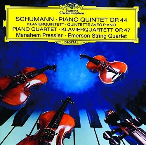 Schumann: Piano Quintet /  Piano Quartet