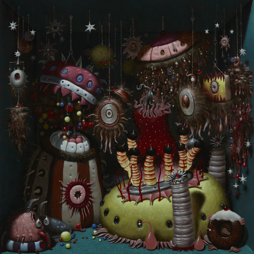 Orbital - Monsters Exist [LP]