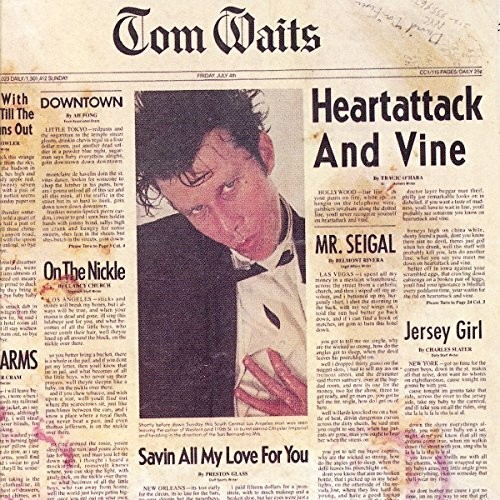 Tom Waits - Heartattack & Vine [Import]