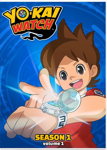 Yo-kai Watch Season 1 Volume 1
