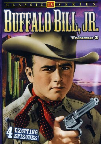 Buffalo Bill, Jr.: Volume 3