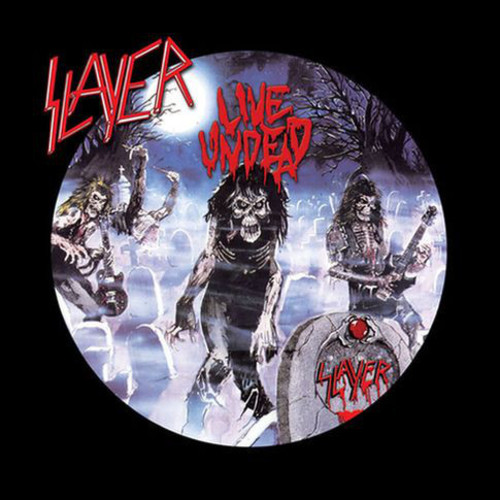 Live Undead [Silver Vinyl]