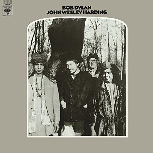 Bob Dylan - John Wesley Harding (2010 Mono Version) [Import LP]