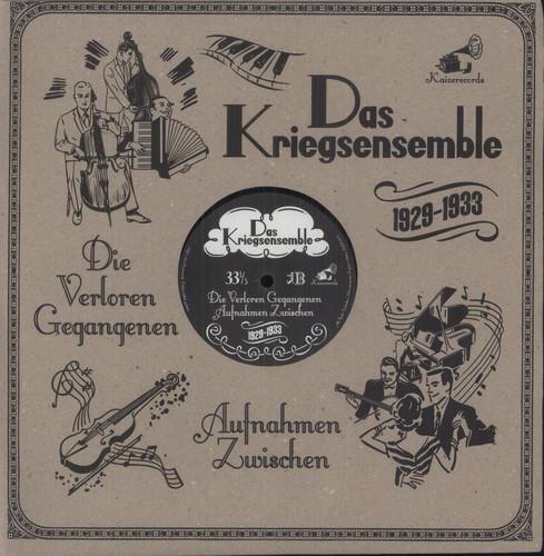 Die Verloren Gegangenen Aufnahmen Zwischen-LP [Import]