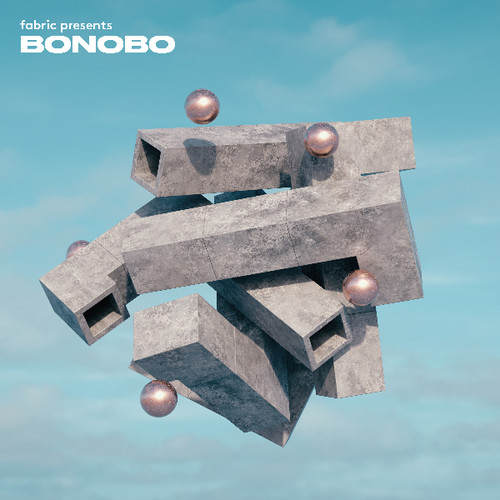 Bonobo - Fabric Presents Bonobo (2pk)