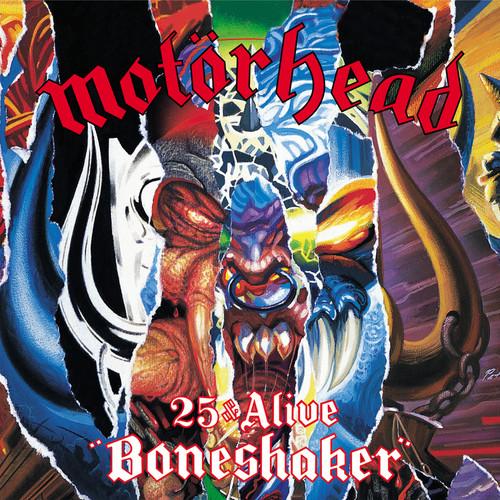 Motorhead - 25 & Alive Boneshaker