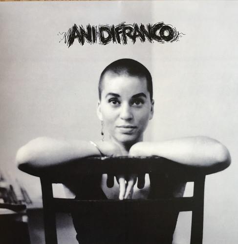 Ani DiFranco - Ani Difranco (first Album)