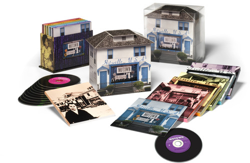 Various Artists - Motown: The Complete No. 1's [11 CD Box Set]