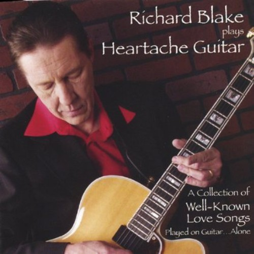 Richard Blake Plays Heartache Guitar