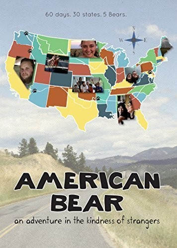 - American Bear: An Adventure in the Kindness of Strangers