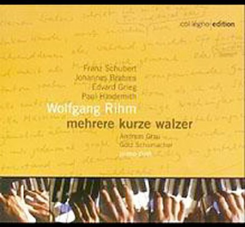 Mehrere Kurze Walzer /  Various